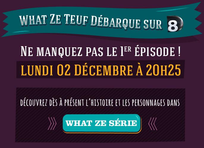 What Ze Teuf - WZT - Pierre Legeay