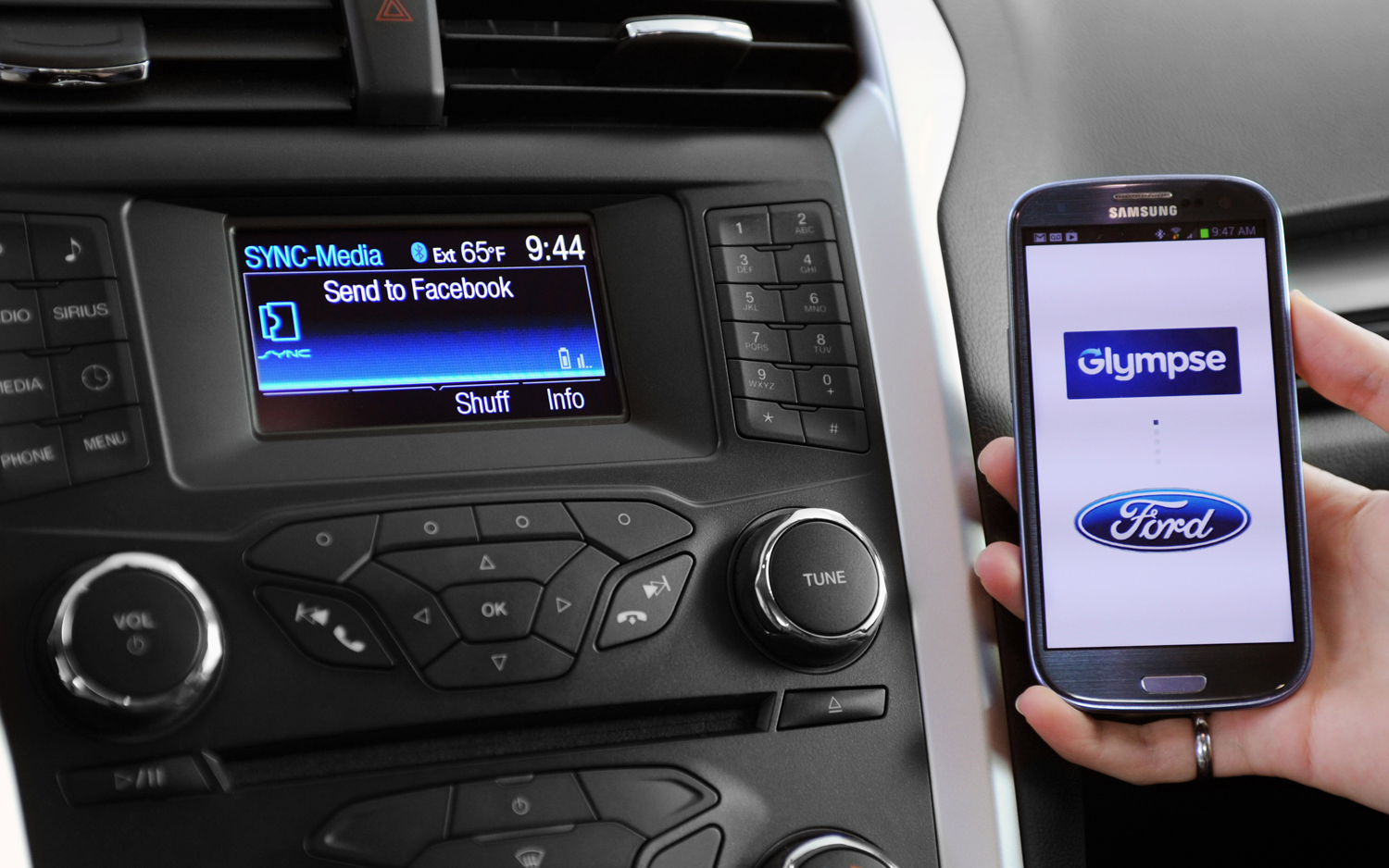 Ford Sync - Pierre Legeay